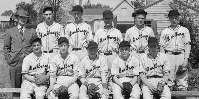 Rustburg High School 4/7/45