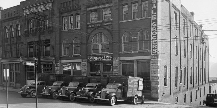 Callahan Wholesale Grocers, Commerce Street